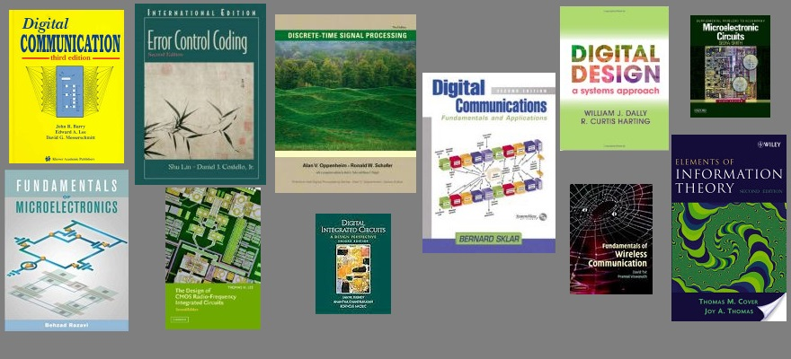 great Electrical Engineering books